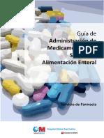 Guia de Administraci-n de Medicamentos Por Sondas de Alimentaci-n Enteral (1)