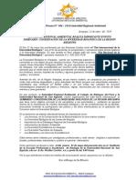 BOLETIN de PRENSA 006 - 2014 - Seminario Diversidad Biológica