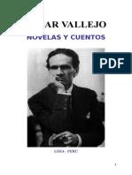 13483431 Cesar Vallejo Novelas y Cuentos