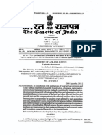 Land Acquisition Bill 2013