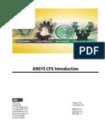 CFX Introduction