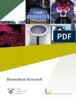 Biomedical Research Brochure