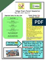 Newsletter - 5.19.2014