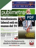 20140520 Mx Publimetro