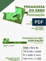 Pontuação_corrigir o erro.ppt