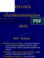 Reflux Gastro Esofagian