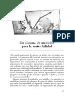 Un Sistema de Medicion Para La Sostenibilidad
