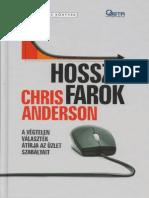 Chris Anderson - Hosszu Farok
