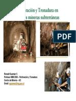 Clase 1 Mineria Subterranea