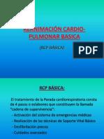 Reanimación Cardio-pulmonar Basica