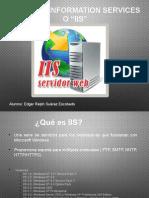 Internet Information Services - Iis Suárez Escobedo