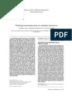 Patología Neuromuscular en Cuidados Intensivos