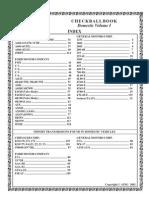 Checkball Book Domestic Volume i
