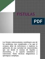 Fistulas (1)