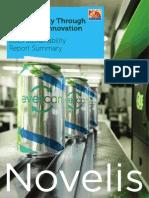 2013 Novelis Sustainability Summary En