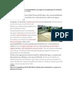 500 Ríos Del País Están Contaminados