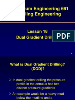 18. Dual-Gradient Drilling
