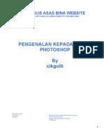 Pengenalan Kepada Adobe Photoshop 7