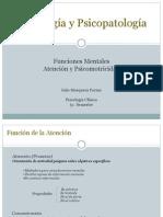 Semiología y Psicopatología