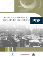 La Agenda Legislativa_Espacio de Concertacion