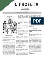Boletin Arquidiocesanno Del Domingo 25 Mayo 2014 Vi de Pascua