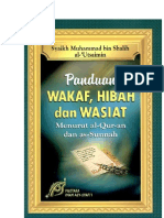 Wakaf Syaikh Utsaimin