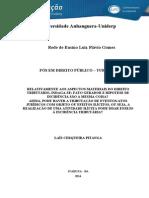Atividade Obrigatória - Laís Cerqueira Pitanga - Pós Em DP - Turma 20