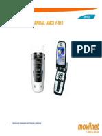 Manual Usuario Amoi v810