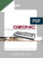 Manual Ozonic