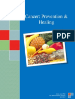 Cancer Preventionhealing eBook