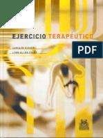 Ejercicio Terapeutico Fundamentos y Tecnica