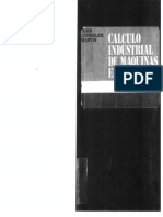 Cálculo Industrial de Máquinas Eléctricas (Tomo I)