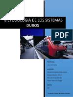Metodologia de Los Sitemas Duros