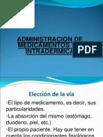 Tema 7 Vias de Administracion.ppt