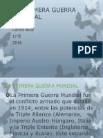LA PRIMERA GUERRA MUNDIAL.pptx