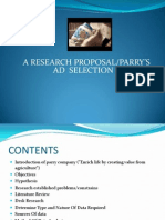 Parry Sugar - Business Research