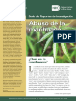 Los efectos de la marihuana sobre el cerebro