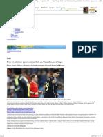 Dois Brasileiros Aparecem Na Lista Da Espanha Para Copa