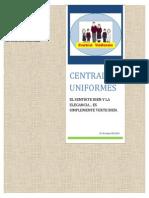 Central de Uniformes..