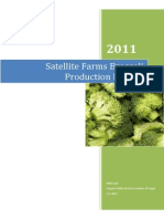 Broccoli Production Manual - Satellite Farms