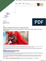 Mulheré Condenada à Forca Por Ter Se Casado ComCristão