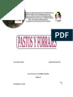Explotación de Pastos y Forrajes (Uptep)
