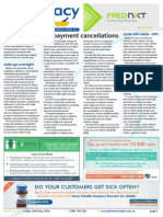Pharmacy Daily for Fri 23 May 2014 - Co-payment cancellations, Pharmacy ups vax access, QUM still viable - NPS, Events Calendar and much more