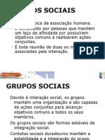 Sociologia 1 EM Aula 07 Grupos Sociais