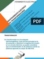 Clasificación Y Características de Transformadores