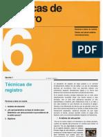 202-Técnicas de Registro
