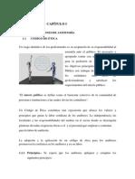 CAPÍTULO I Definiciones de Auditotia
