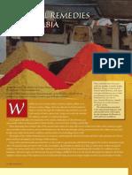 Natural Remedies of Arabia - Saudi Aramco World, Sep/Oct 2006