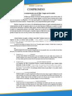 Gedeon La Ley Del Compromiso - Alumno