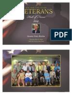 Senator Patty Ritchie Honors Veterans